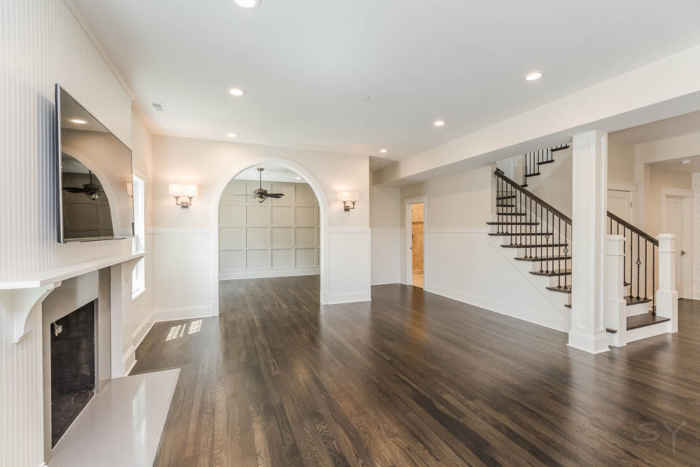 Open Concept Townhome – Julie Howard Home Design
